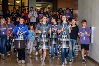 102717 HOCO Pep Rally People by Kerr