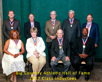 050117 Big Country Athletic Hall of Fame Dinner by Kerr