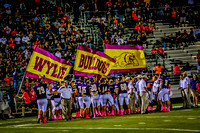 Wylie FB vs BS Game by Kerr