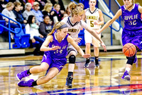 Girls REG 1-4A Finals - GAME IMAGES