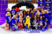 103114 Mama Dawg Pep Rally